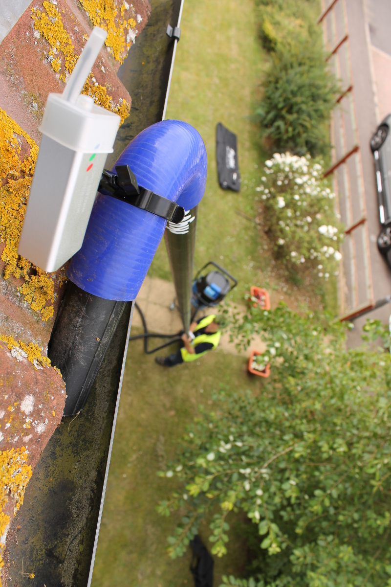Gutter Cleaning In Maidstone And The Surrounding Areas